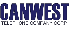 Canwest Telephone Systems Logo